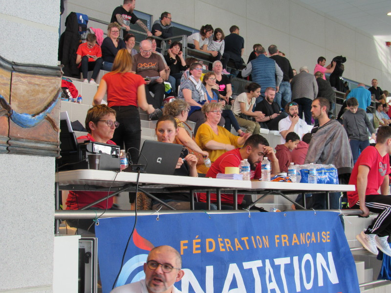 Beauvais Aquatic Club - Mars 2019