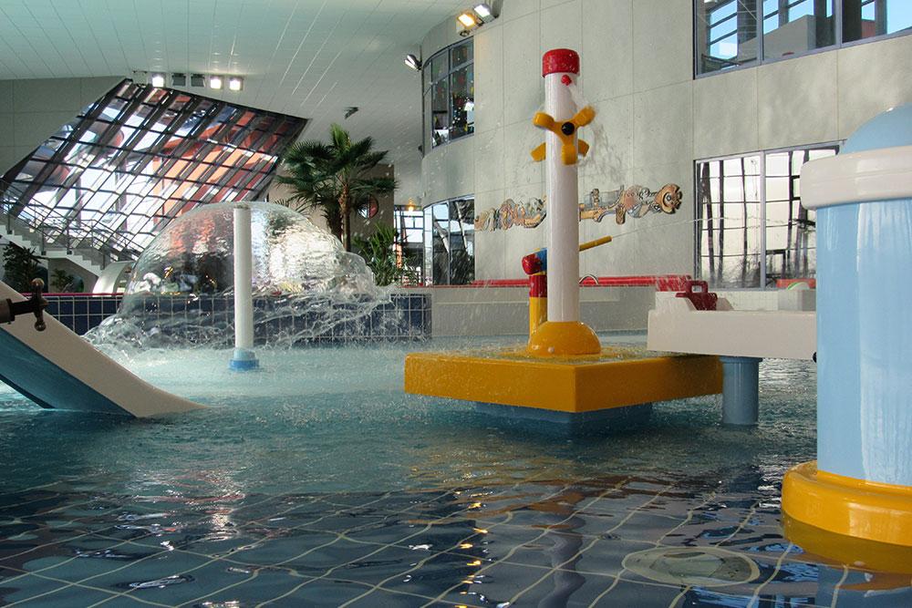 La zone ludique aquaspace un oc an de loisirs for Aqualsace piscine