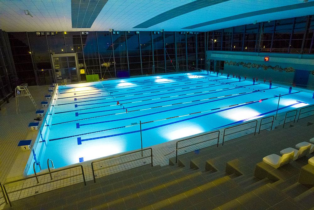 La zone sportive aquaspace un oc an de loisirs for Aqualsace piscine